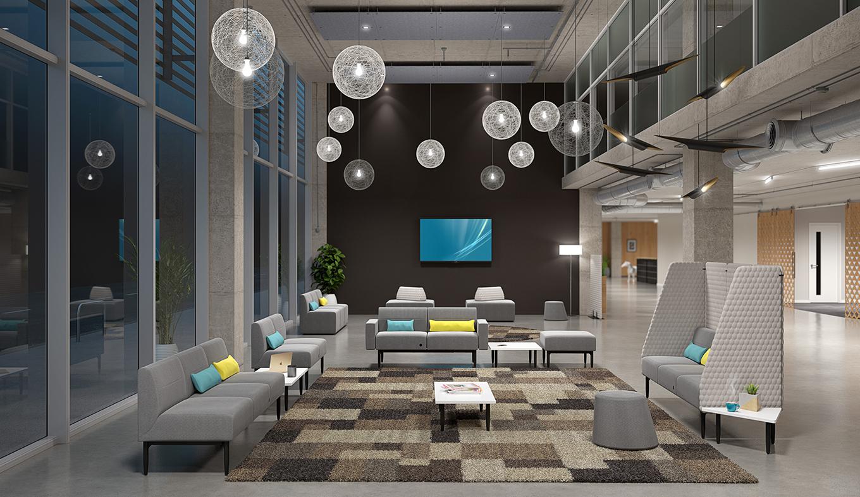 Conexion Reception Area