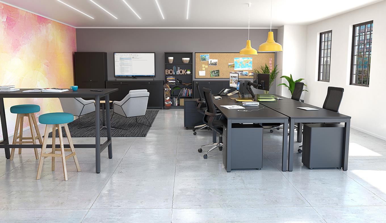 Cubit Black Small Office