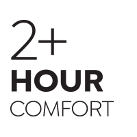 2 Hour Comfort Rating