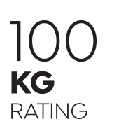 100kg Weight Rating