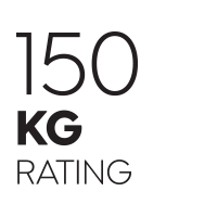 150kg Weight Rating