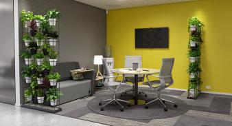 The Impact Of Colour In The Workspace